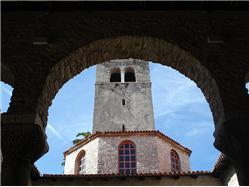 Concerts of classical music in the Euphrasius' Basilica Cervar - Porat (Porec) Oslavy miestneho spoločenstva/ Festival