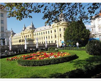 Le festival baroque de Zagreb
