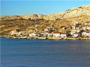 Beachfront accommodation North Dalmatian islands,Book Josip From 66 €