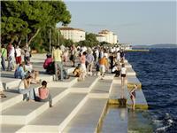 Jour 7 (Vendredi) Île de Ugljan - Zadar