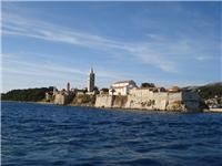 Day 2 (Sunday)  Krk Island - Rab Island
