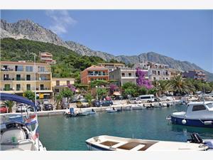 Alloggio vicino al mare Riviera di Makarska,Prenoti Tonči Da 118 €