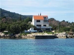Apartament Ante Račišće, Powierzchnia 80,00 m2, Odległość do morze mierzona drogą powietrzną wynosi 25 m