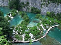 Plitvicei tóvidék Rogoznica