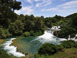 Rzeka Krka Jablanac