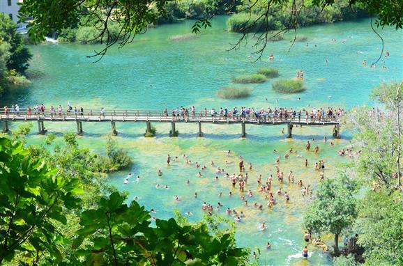 Rzeka Krka