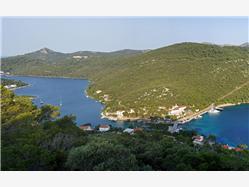 Lastovo sziget Brna - Korcula sziget