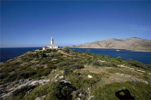 The island of Lastovo