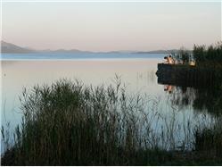 Le lac de Vransko Obrovac