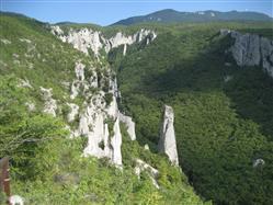 Massif montagneux d'Ucka Funtana (Porec)