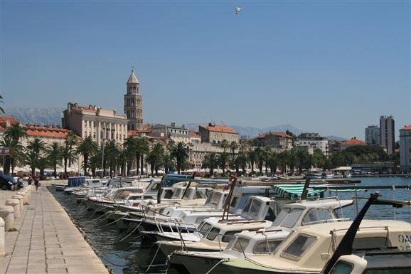 Dioklecijanova palača - Split