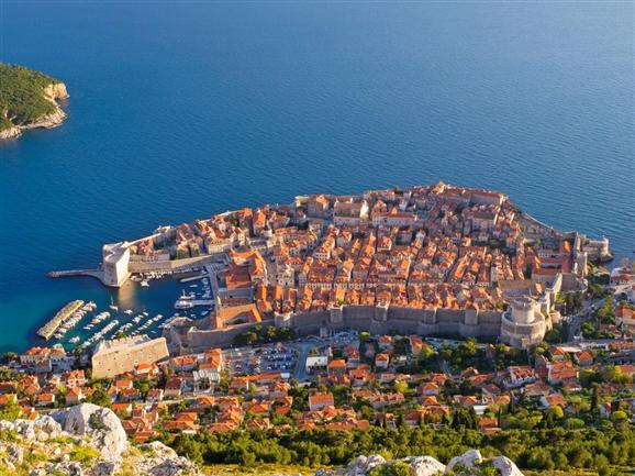 Dubrovniks skönhet (KL_5)