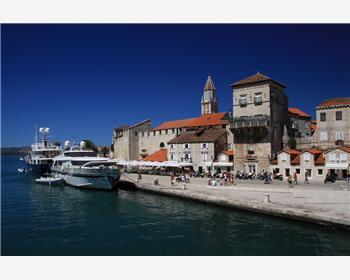 Historiska staden Trogir