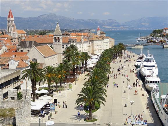 Historische stad Trogir