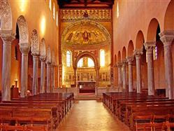 Eufraziova bazilika, Poreč Funtana (Porec)