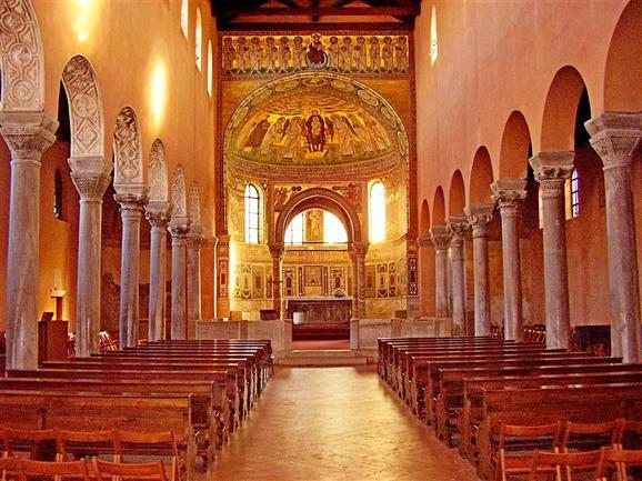 Eufrazijeva bazilika - Poreč