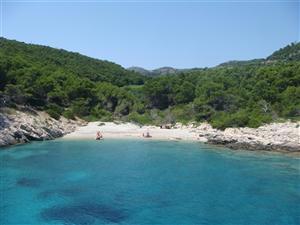 Nudistická plavba - Severný Jadran