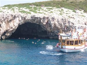 Nudisti - otoki srednja in južna Dalmacija