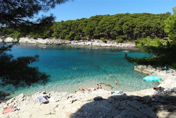 Nationaal park De Kornati en Kvarner eilanden (R1)