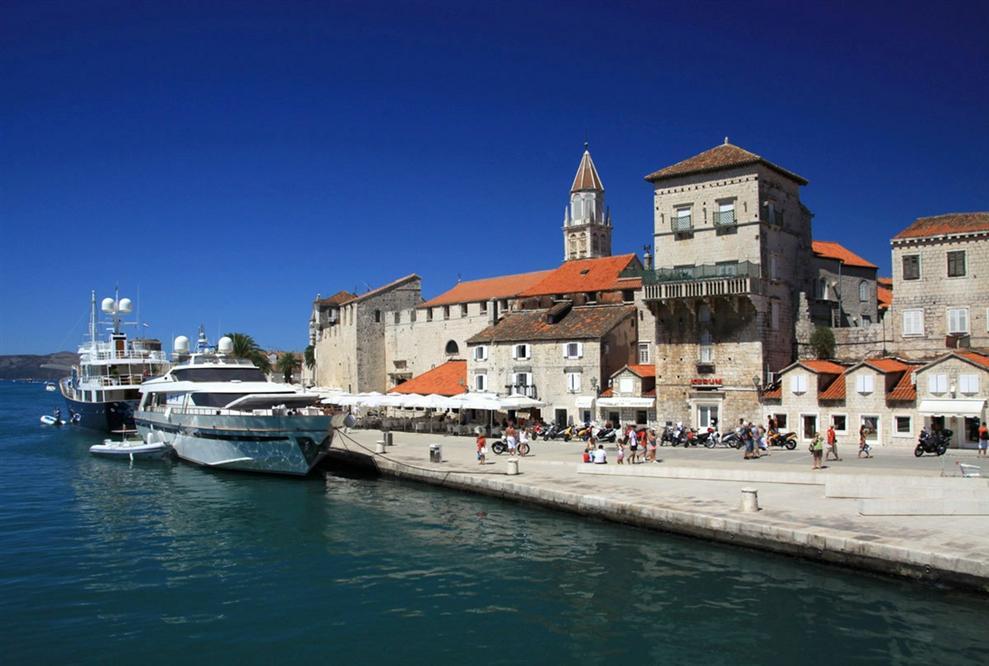 Trogir-Croatia-boat