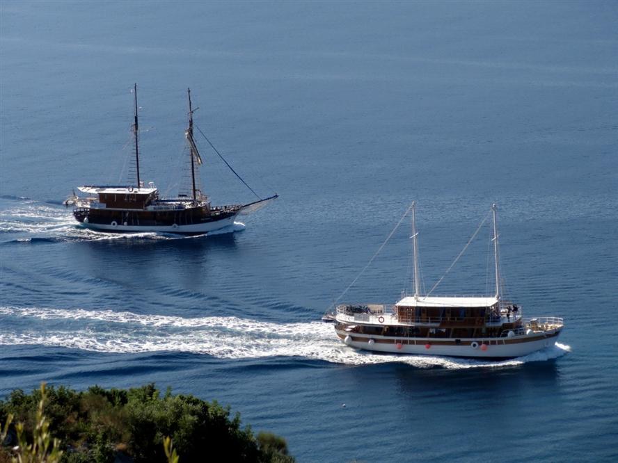 Gulet-Adriatic-cruise