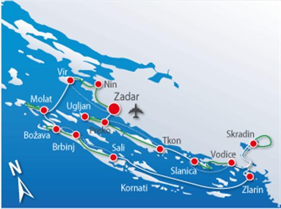 Alla scoperta delle isole (ZB)