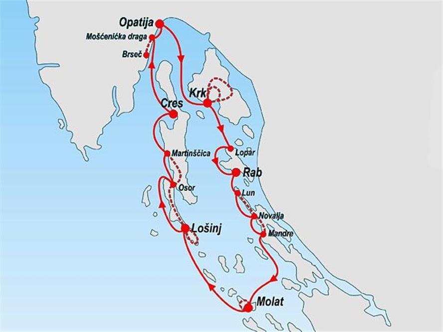 Naturist-route-map
