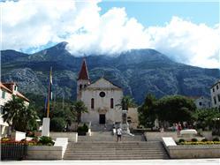 Kościół św. Marka Zivogosce Kościół