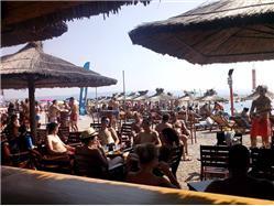"""Beach bar """"Buba""""  Bár"""