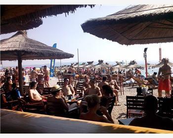 """Beach bar """"Buba"""""""