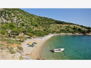 Дом Zorica Хорватия, Дома в уединенных местах, квадратура 50,00 m2, Воздуха удалённость от моря 40 m