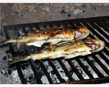 La  fête du poisson (Okrug Gornji)