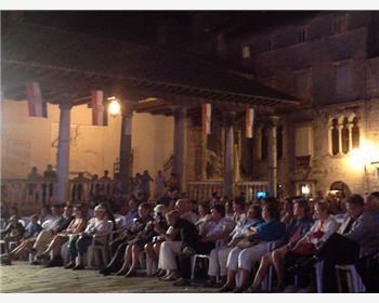Ouverture de l'été de Trogir (Trogirsko ljeto)