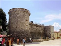 Castello dei Frankopani Krk - isola di Krk Luoghi