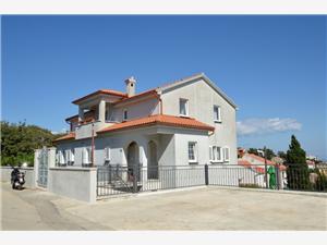 Apartmány Marlen Mali Losinj - ostrov Losinj, Prostor 60,00 m2, Vzdušní vzdálenost od centra místa 500 m
