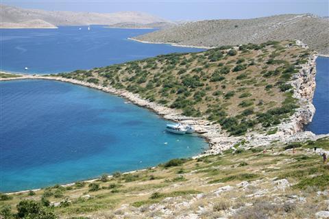 Croatie est un pays aux milles îles