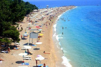 L'île de Brac – il s'agit de la troisieme plus grande île en Croatie et de la plus grande île dalmate.