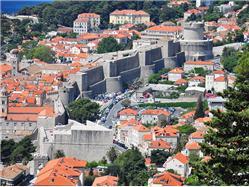 Le mura della città  Luoghi