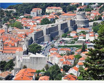 Dubrovačke gradske zidine