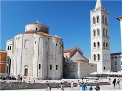 Szent Donát templomot Poljana - Ugljan sziget templom