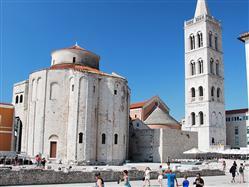 Die Kirche vom hl. Donat Olib - Insel Olib Kirche