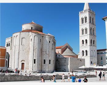 L'église de Saint-Donat