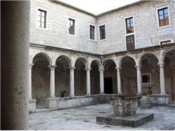 Kerk en het klooster van St. Franciscus Veli Rat (Dugi otok) Kerk