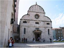Church and monastery of St. Mary Poljana - island Ugljan Church