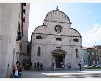 Die Kirche und das Kloster der Hl. Maria