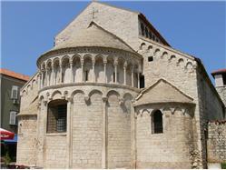 Crkva Sv. Krševana Starigrad Paklenica Crkva