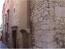 Palača Grisogono Vovo Zadar Znamenitosti