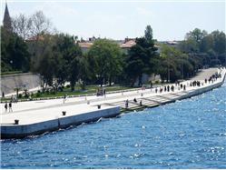 Riva (la promenade) Pridraga (Novigrad) Monuments