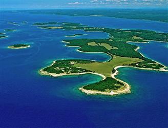 Nationaal park De Brijuni eilanden