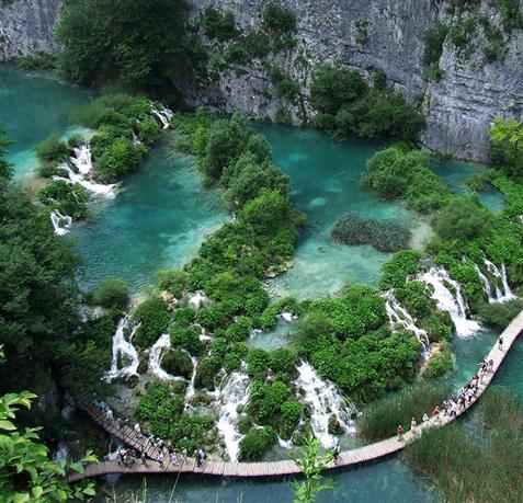 Národní park Plitvická jezera
